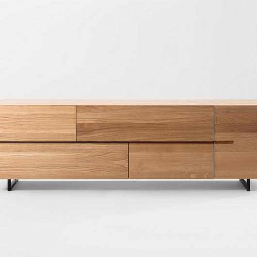 Wooden Sideboard - Low
