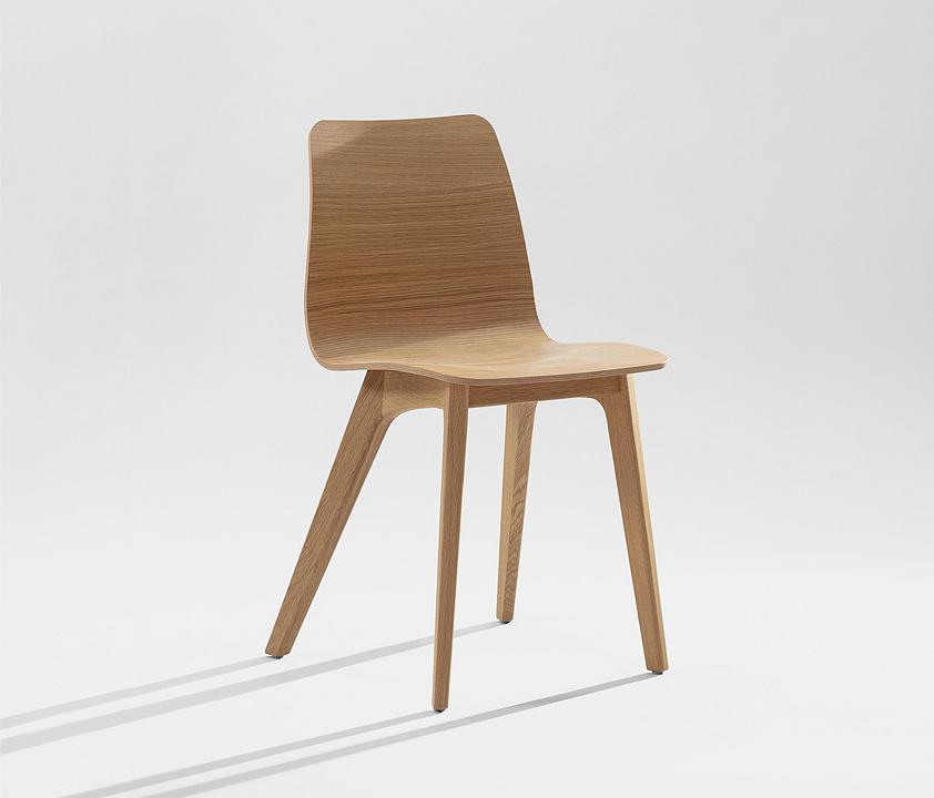 Wooden Chair - Morph