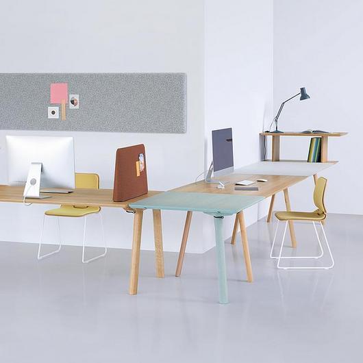 Modular Table System - Rail / Zeitraum