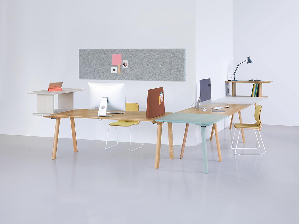 Modular Table System - Rail