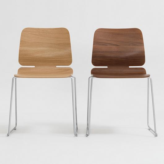 Stackable Chair - Form / Zeitraum