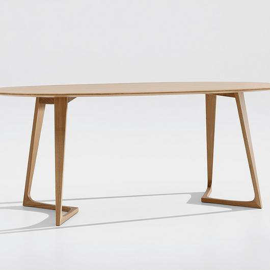Wooden Table - Twist / Zeitraum