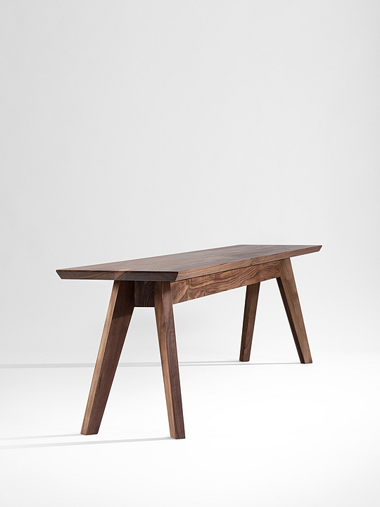 Wood Bench - Cena Bank