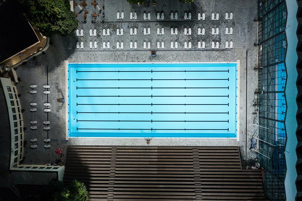 Pool Refurbishment - Myrtha RenovAction