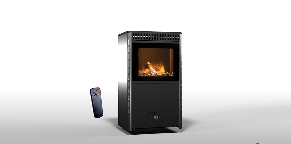 Calefactor a gas Rahue 6.0