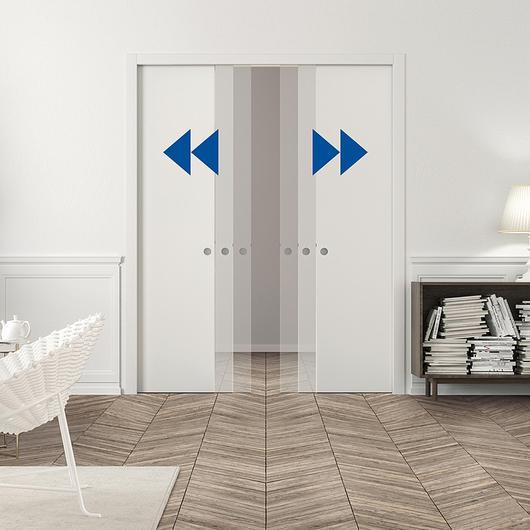 Sliding Door Control - Double Door Coordination / ECLISSE