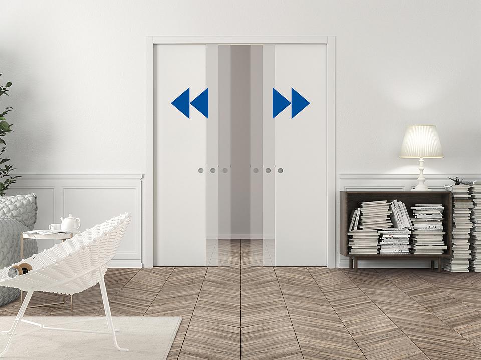 Sliding Door Control - Double Door Coordination