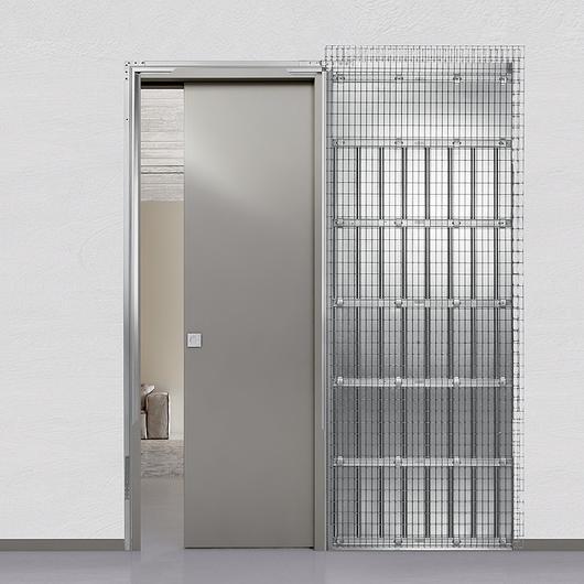 Sliding Pocket Door - ECLISSE Shodō