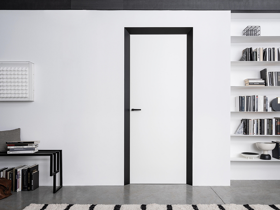 Splayed Door Frame - ECLISSE 40