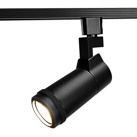 Lighting - Compact Gallery Black Tracklight