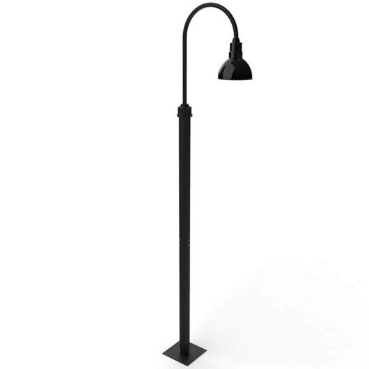 Lighting - Blackspot LED Post Light / Cocoweb