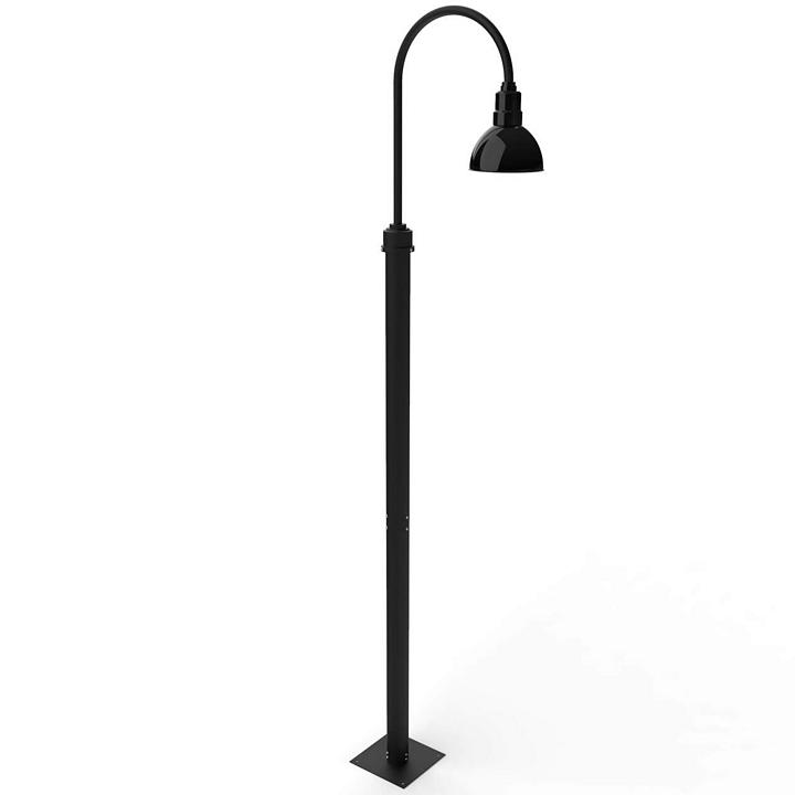 Lighting - Blackspot LED Post Light