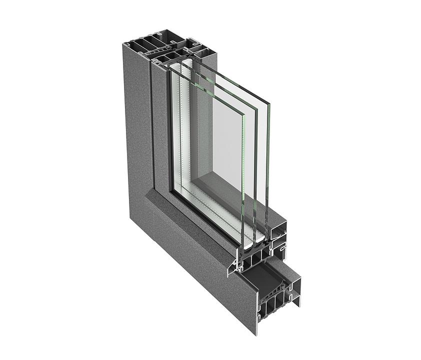Windows - Janisol HI window