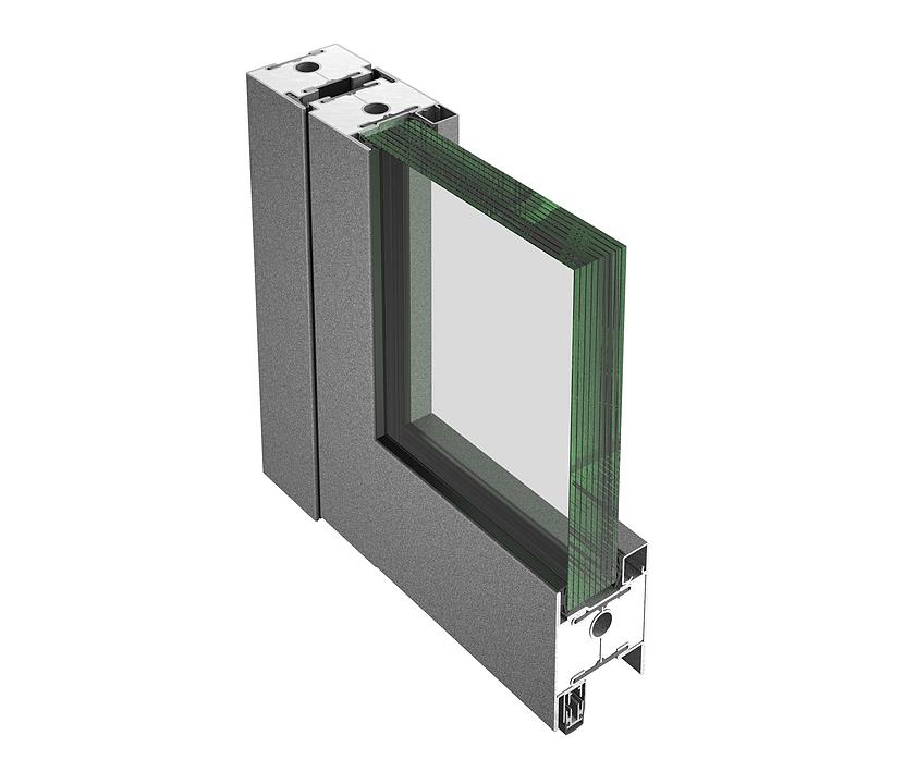 Fire Doors - Janisol C4 EI60/EI90