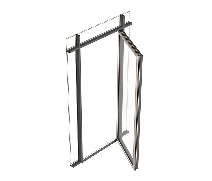 Doors - VISS Facade Door