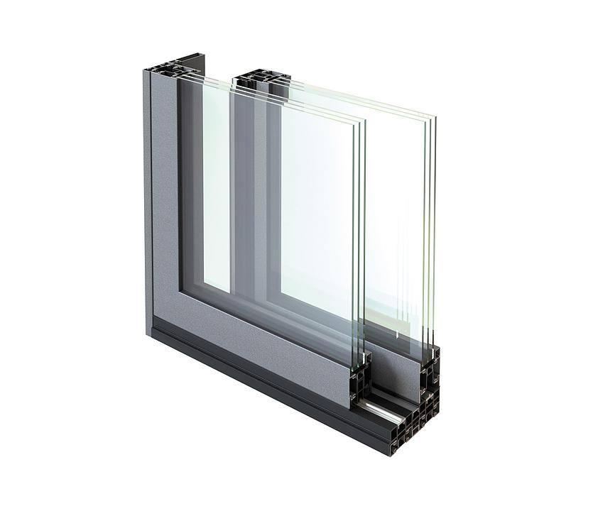 Doors - Janisol Lift-and-Slide