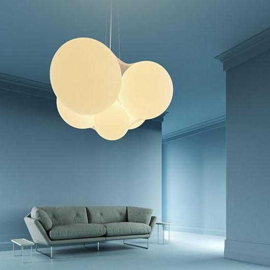 Pendant Lights - Cloudy