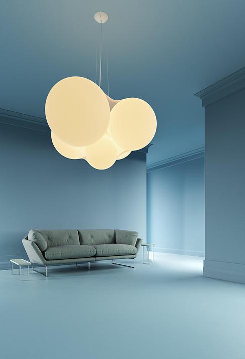 Pendant Lights - Cloudy
