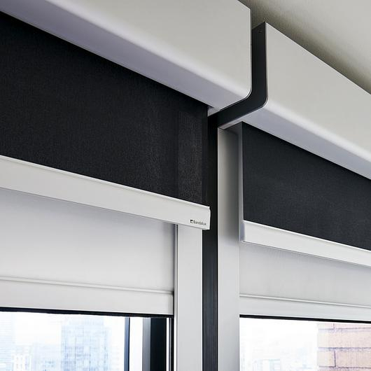 Box Roller Shades - B-Box Duo System