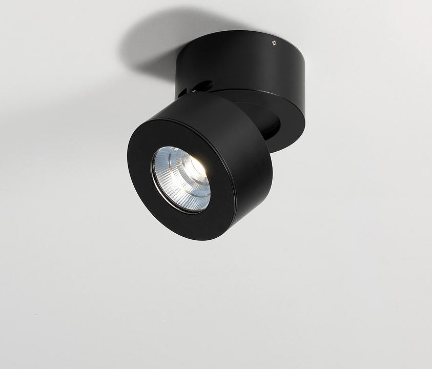 Wall And Ceiling Blackspot Light - Favilla