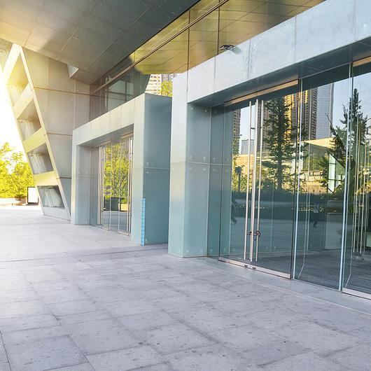 Vidrio blindado arquitectónico