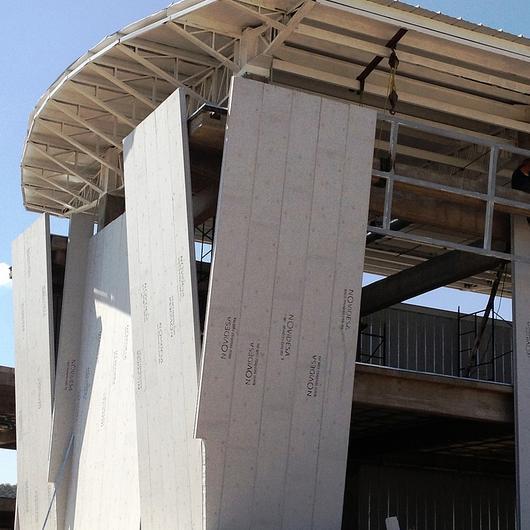 Cómo generar una construcción ligera y sustentable / NOVIDESA