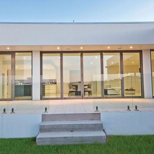 Sistema para ventanas y puertas - Eco System 50