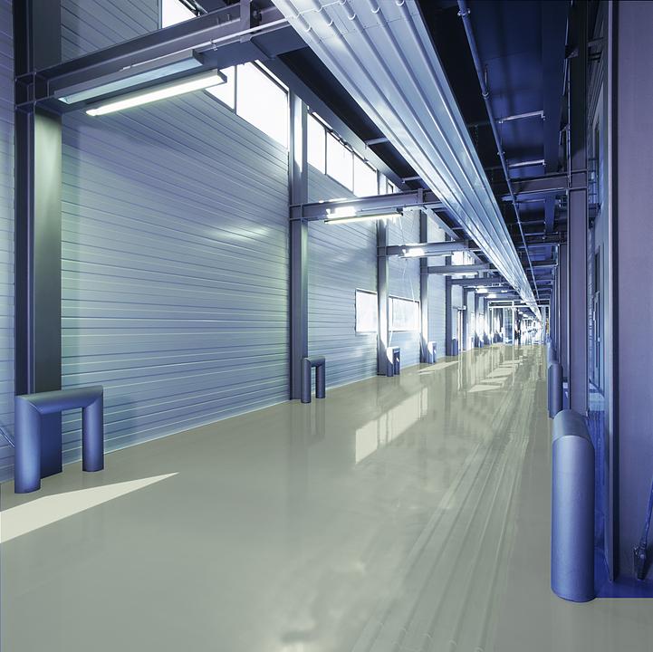 Mantención ligera para pisos - EFM-104 / EFM-105