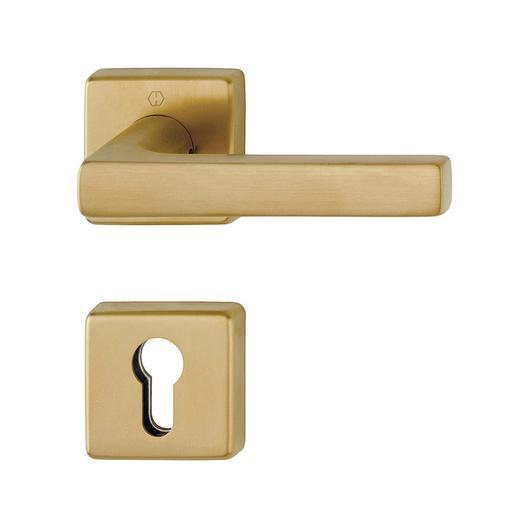 Door Handle - Dallas With Resista® / HOPPE