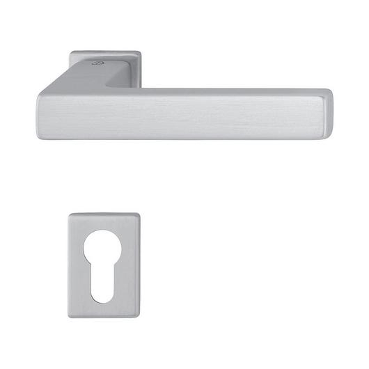 Door Handle - Austin in Compact Rose / HOPPE