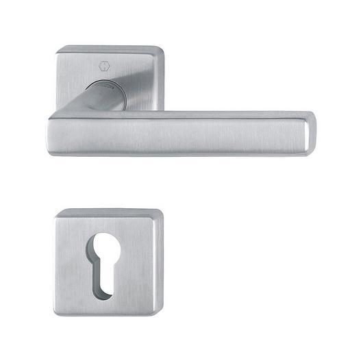 Door Handle - Dallas With Sertos® / HOPPE