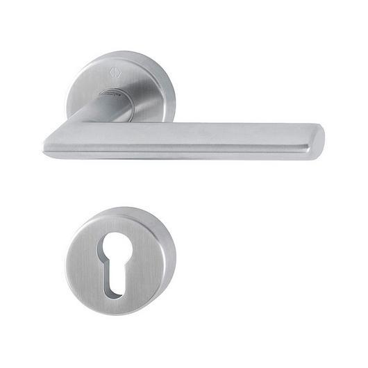 Door Handle - Stockholm With Sertos® / HOPPE