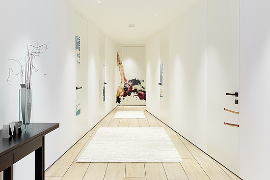 Linvisibile | Sanctuary House | Alba Hinged Door | Photography: ©Tom Hargreaves