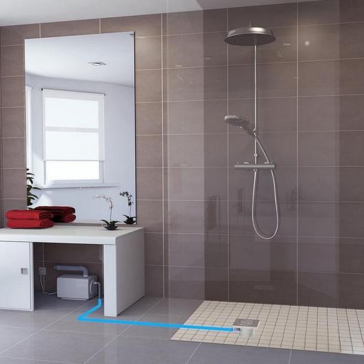 Shower Pump - Sanifloor +
