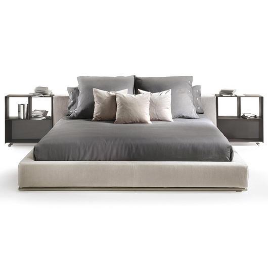 Bed - Groundpiece / Flexform
