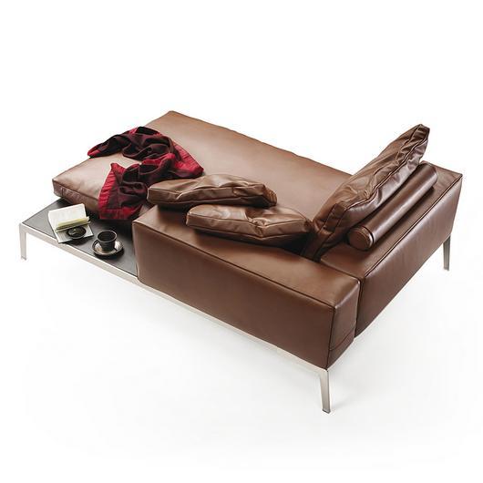 Chaise Lounge - Lifesteel / Flexform