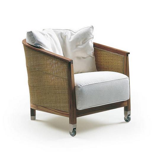 Armchair - Mozart / Flexform