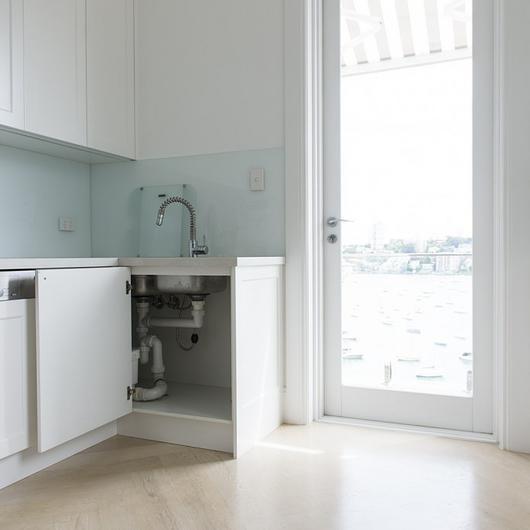 Sanivite Greywater Pump in Sydney Apartment