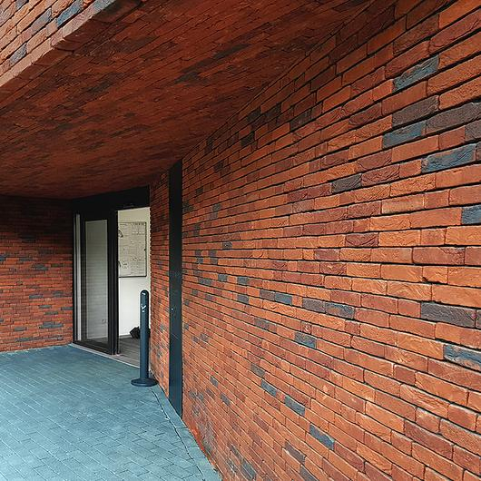 Insulated Brick - Iso-Façade