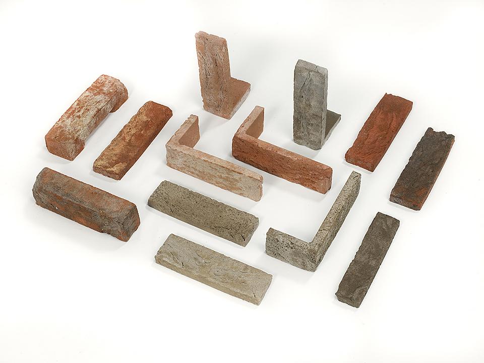 Special Bricks - Slips and Halves