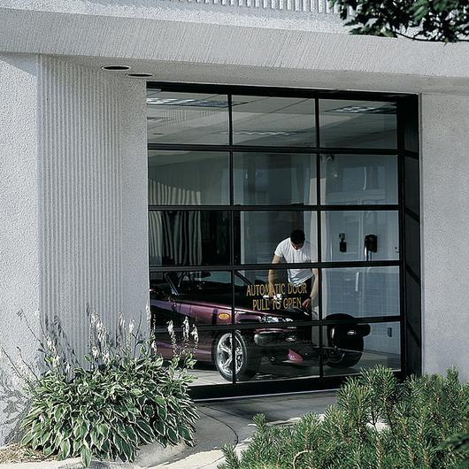 Garage Doors - AlumaView®