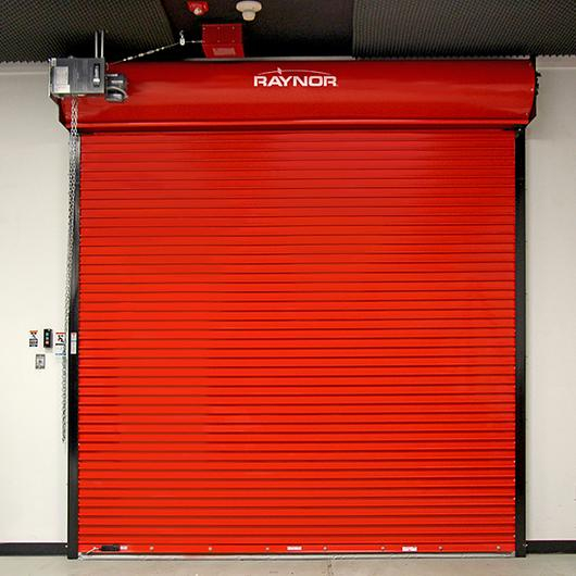 Rolling Doors - Fire-Rated