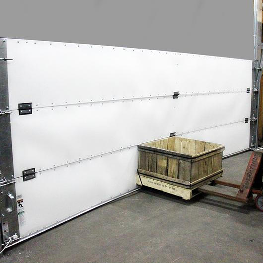 Thermal Sectional Doors - FlexFamily™ / Raynor