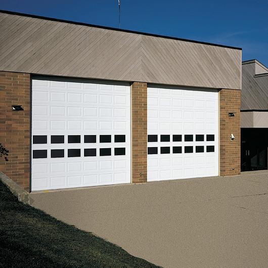 Sectional Panel Doors - StyleForm™ Optima