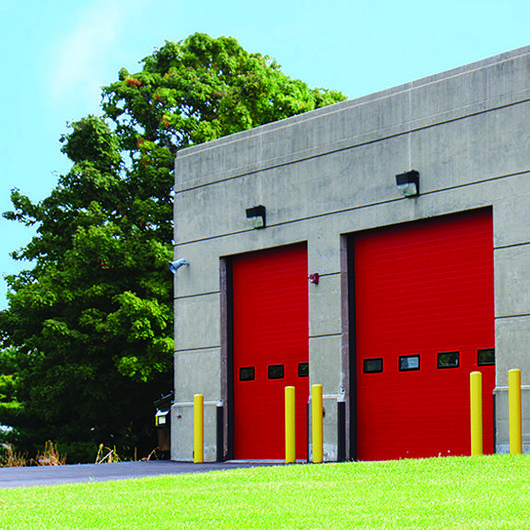 Thermal Sectional Doors - TC Series