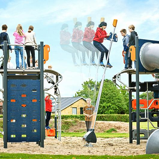 La ecuación Riesgo-Beneficio para espacios de juegos infantiles