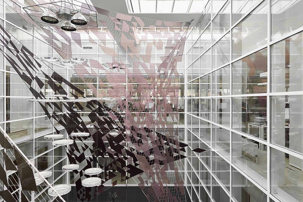 Instalación de arte con Webnet