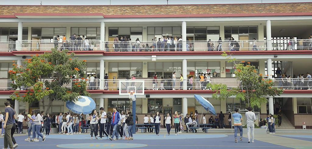 Sistema de control de acceso  en colegio Cervantes de Guadalajara