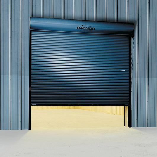 Rolling Service Doors - DuraCoil?