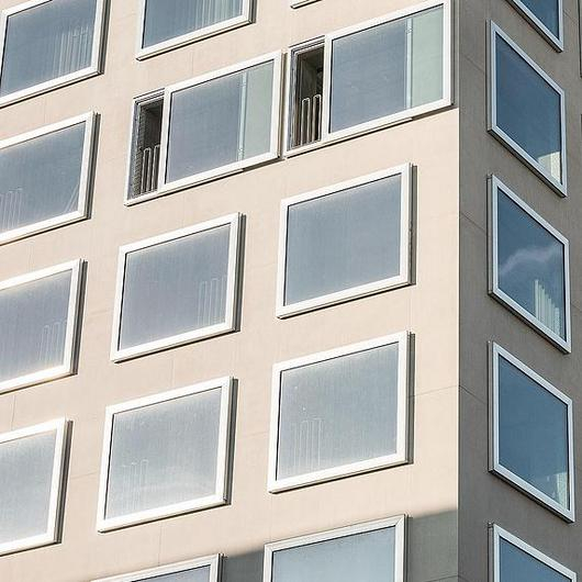 Sliding Windows for High-Rise Buildings / Air-Lux
